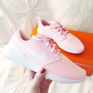 Nike Roshe G Golf Shoes Pink Arctic Punch Size 8